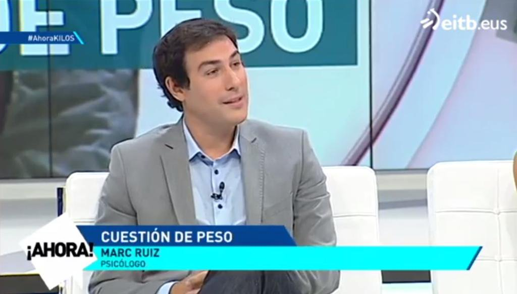 'Cuerpos de Élite' en el programa 'Ahora' de Adela González (ETB2)
