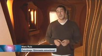 Marc Ruiz sobre el Gimnasio Emocional en el Teleberri de ETB2