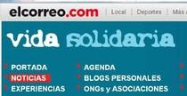 """""""Año Nuevo Emociones Nuevas"""", entrevista de El Correo."""