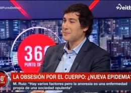 Marc Ruiz sobre anorexia nerviosa - Psicólogos Bilbao